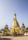 Dawei Pagoda Royaltyfria Foton