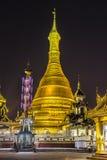 Dawei Pagoda Royaltyfri Bild