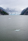 The Dawes Glacier Stock Images