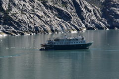 Dawes Glacier Royalty Free Stock Photo