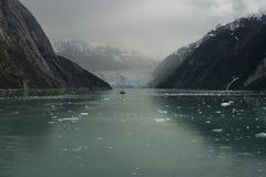Dawes Glacier, Endicott Arm, ka Royalty Free Stock Photography