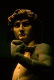 dawid michała anioła obrazy stock