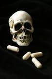 dawka śmiertelna to Zdjęcie Stock
