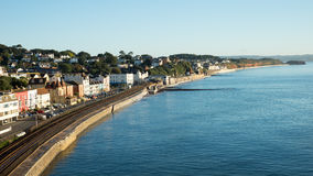 Dawlish  in Devon Stock Images