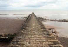 Dawlish-Pier stockbild