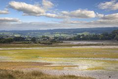 Dawlish Warren, Devon, England Royalty Free Stock Photography