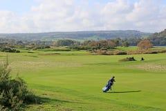 Dawlish Warren Golf Course Fotografía de archivo