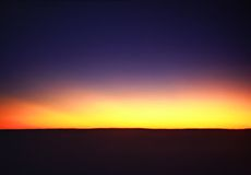 The Dawn. Sunrise Stock Photos