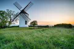 Dawn Ashton Windmill Stock Photo