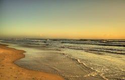 Dawn Beach Stock Photos