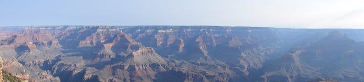 Dawn bij rotsen van het Parkbergen van Colorado Grand Canyon de Nationale stock foto's