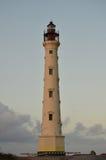 Dawn at the California LIghthouse in Aruba. Breathtaking view of the California Lighthouse in Noord Aruba Royalty Free Stock Photos