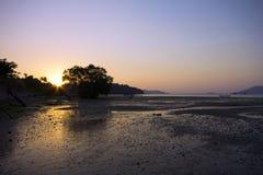 Dawn, Cape Yamu, Phuket, Royalty Free Stock Images