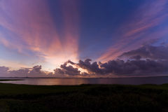 Dawn in Charleston Royalty Free Stock Photography