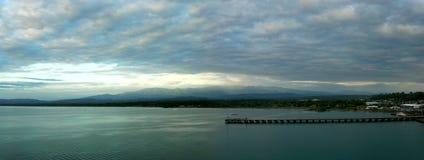 The Dawn In Costa Rica Stock Photos