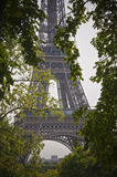 Dawn Eiffel Tower royalty free stock images