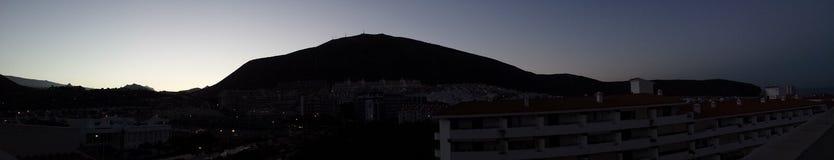 Dawn in Güaza Royalty Free Stock Photography