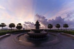 Dawn In Charleston Stock Image