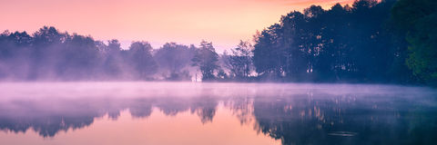 Dawn light Royalty Free Stock Images
