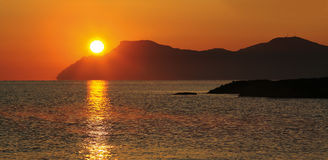 Dawn on Majorca Stock Photos