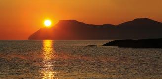 Dawn on Majorca Stock Photos