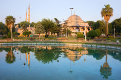 Mausoleum of Sultan Ahmet I in Istanbul Royalty Free Stock Image