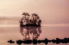 Free Dawn On Small Island Royalty Free Stock Image - 80330566