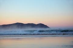 Dawn Over Indian Ocean Stock Photos