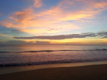 Dawn Overlooking the Atlantic Stock Photos