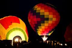 Dawn Patrol at 2015 Albuquerque Balloon Fiesta Stock Images