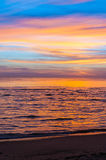 Dawn on the Red Sea Royalty Free Stock Images
