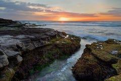 Dawn Rhythyms Stock Photography