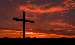 Dawn of Salvation Royalty Free Stock Images