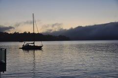 Dawn in Sausalito, California; Usa. Dawn in Sausalito in San Francisco bay, California; Usa Stock Photos