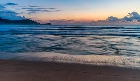 Dawn Seascape photos stock