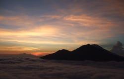 Free Dawn - Sun Rising Showing A Warm Yellow Glow And Bluish Tint Skies Stock Photo - 154918050