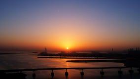 Dawn Wicks στο Ντουμπάι Στοκ Εικόνες