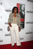 Dawnn Lewis arrives at the Opening Night of the Play  Stock Photo