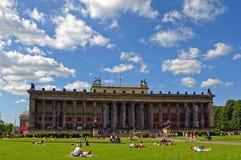 dawność Berlin muzeum Zdjęcie Stock