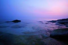 Dawnsun Royaltyfri Bild
