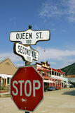 Dawson City Stock Image
