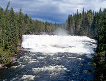 Dawson Falls stock image