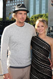 Dax Shepard, Kristen Bell Royalty Free Stock Photos