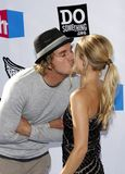 Dax Shepard and Kristen Bell Royalty Free Stock Photo