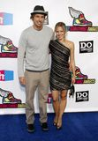 Dax Shepard and Kristen Bell Stock Images