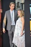 Dax Shepard & Kristen Bell Stock Images