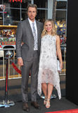 Dax Shepard & Kristen Bell Royalty Free Stock Photography