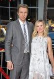 Dax Shepard & Kristen Bell Stock Photo