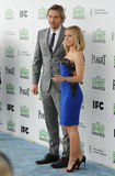 Dax Shepard & Kristen Bell Royalty Free Stock Images
