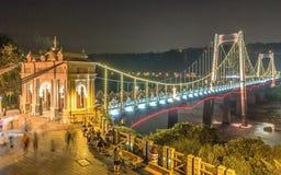 Daxi-Brücke Lizenzfreies Stockfoto